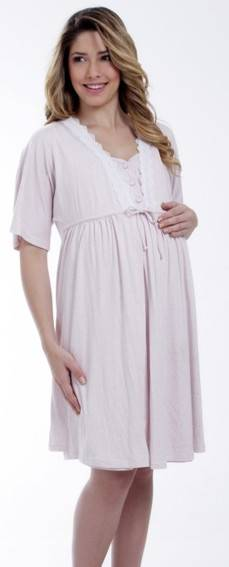 7c6f0cd96 Encontre O Que Penhoar Para Maternidade – Calçados