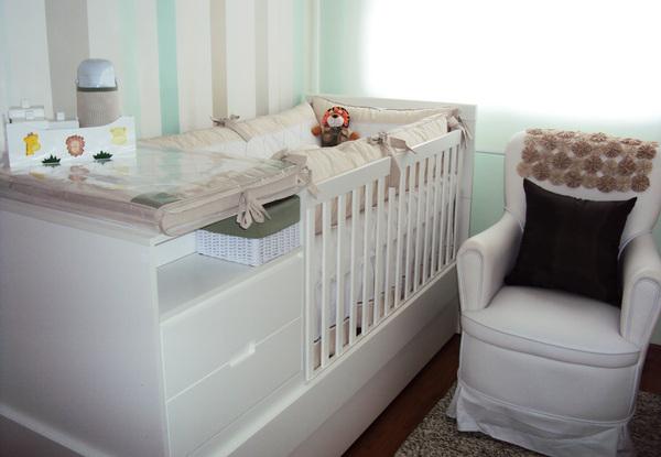Como Planejar o Quarto do Bebê Dicas Úteis ~ Como Preparar Um Quarto Romantico Para A Primeira Vez