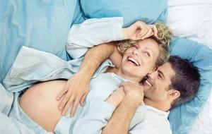 relações na gravidez
