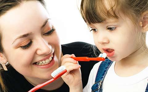 cuidado com os dentes