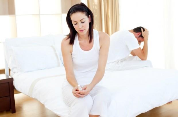 sinais de infertilidade